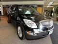 2008 Carbon Black Metallic Buick Enclave CXL  photo #4