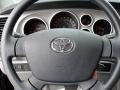 Graphite Gray Steering Wheel Photo for 2011 Toyota Tundra #46419777