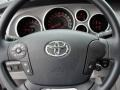Graphite Gray Steering Wheel Photo for 2011 Toyota Tundra #46420293