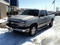 Silver Birch Metallic - Silverado 1500 Classic Work Truck Extended Cab 4x4 Photo No. 1