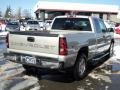 Silver Birch Metallic - Silverado 1500 Classic Work Truck Extended Cab 4x4 Photo No. 2