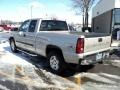 Silver Birch Metallic - Silverado 1500 Classic Work Truck Extended Cab 4x4 Photo No. 8