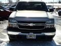 Silver Birch Metallic - Silverado 1500 Classic Work Truck Extended Cab 4x4 Photo No. 12