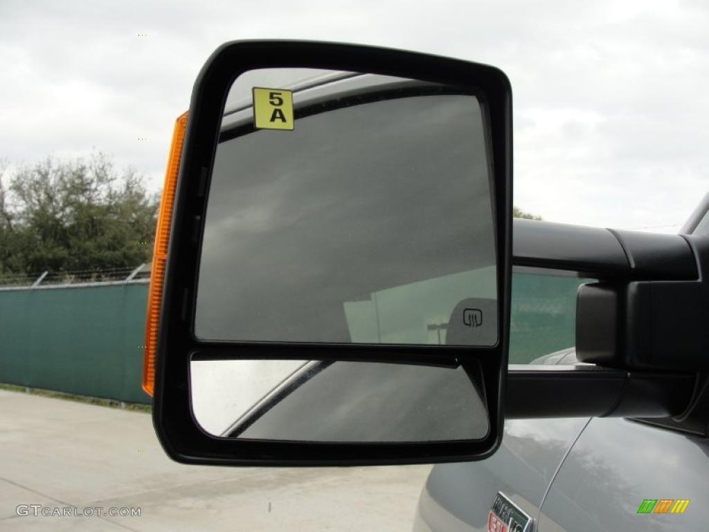2011 Tundra Texas Edition CrewMax - Silver Sky Metallic / Graphite Gray photo #15