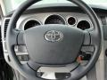 Graphite Gray Steering Wheel Photo for 2011 Toyota Tundra #46422396