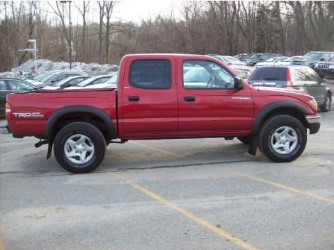 2002 toyota tacoma v6 trd double cab 4x4 data info and specs. Black Bedroom Furniture Sets. Home Design Ideas