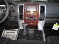 2011 Deep Cherry Red Crystal Pearl Dodge Ram 1500 Laramie Crew Cab  photo #9