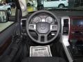 2011 Deep Cherry Red Crystal Pearl Dodge Ram 1500 Laramie Crew Cab  photo #10