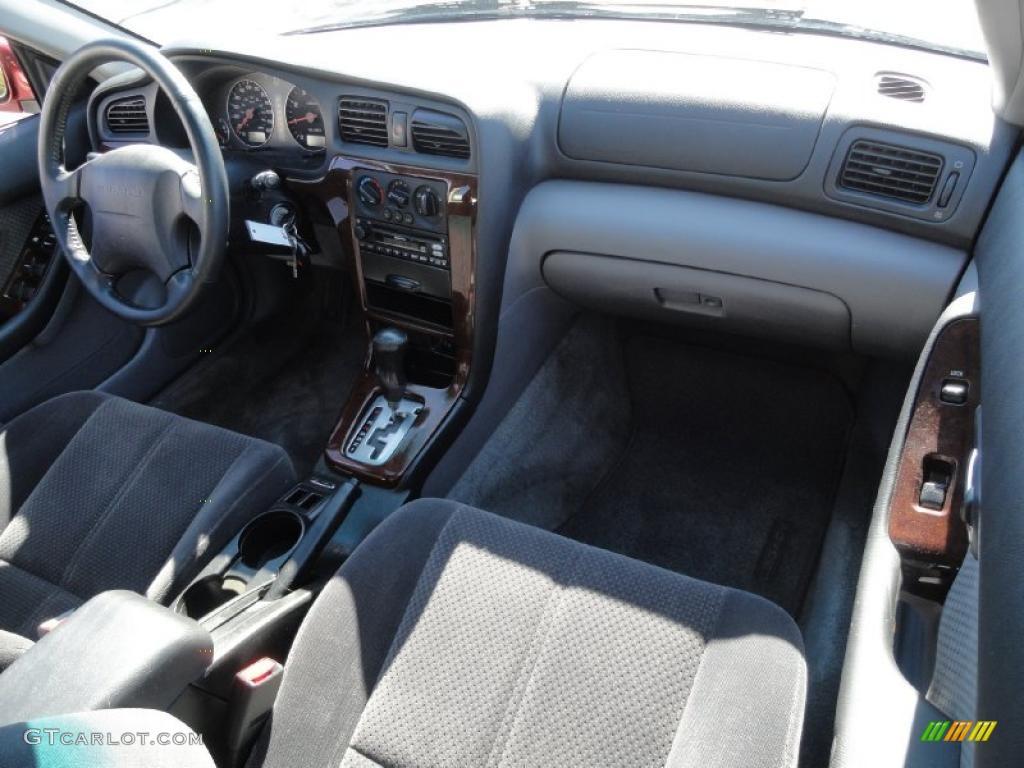 2002 Subaru Forester 2 5 L Interior Photo 46430241