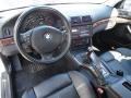 Black 2000 BMW 5 Series Interiors