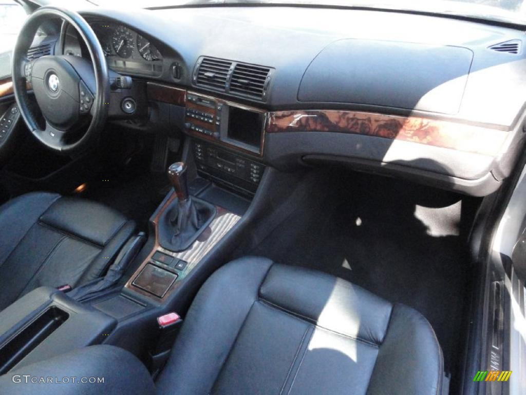 2000 bmw 5 series sedan