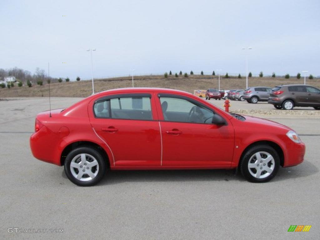 victory red 2007 chevrolet cobalt ls sedan exterior photo 46432434 gtcarlo. Cars Review. Best American Auto & Cars Review