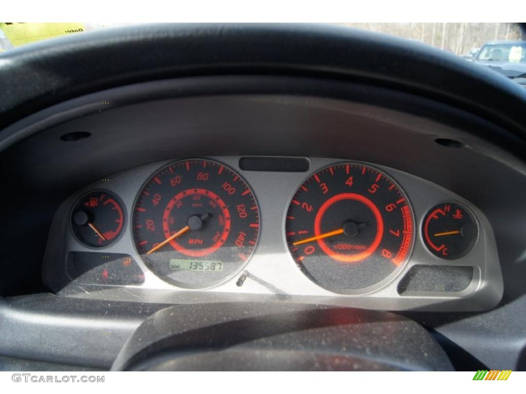 2003 nissan sentra se r spec v gauges photos. Black Bedroom Furniture Sets. Home Design Ideas
