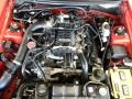 4.6 Liter Roush Supercharged SOHC 16-Valve V8 2002 Ford Mustang Roush Stage 3 Coupe Engine