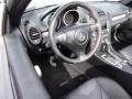 2008 SLK 280 Edition 10 Roadster Black Interior