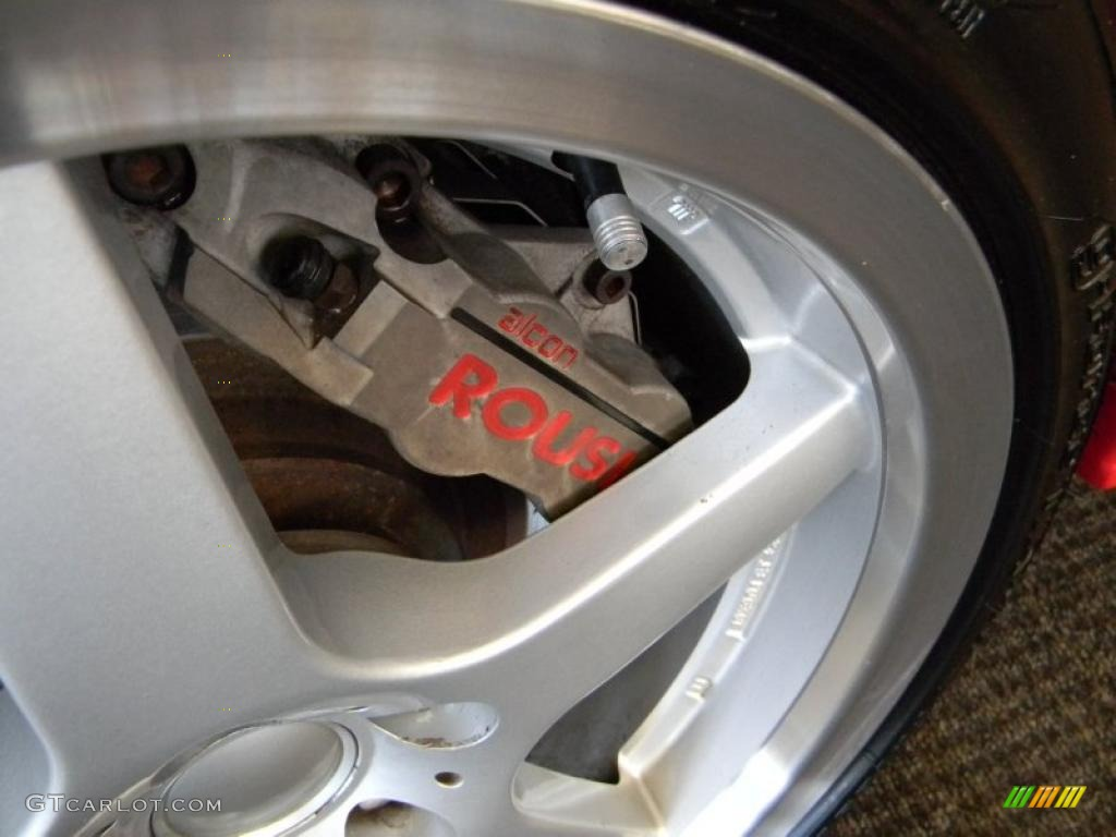 2002 Ford Mustang Roush Stage 3 Coupe Wheel Photos
