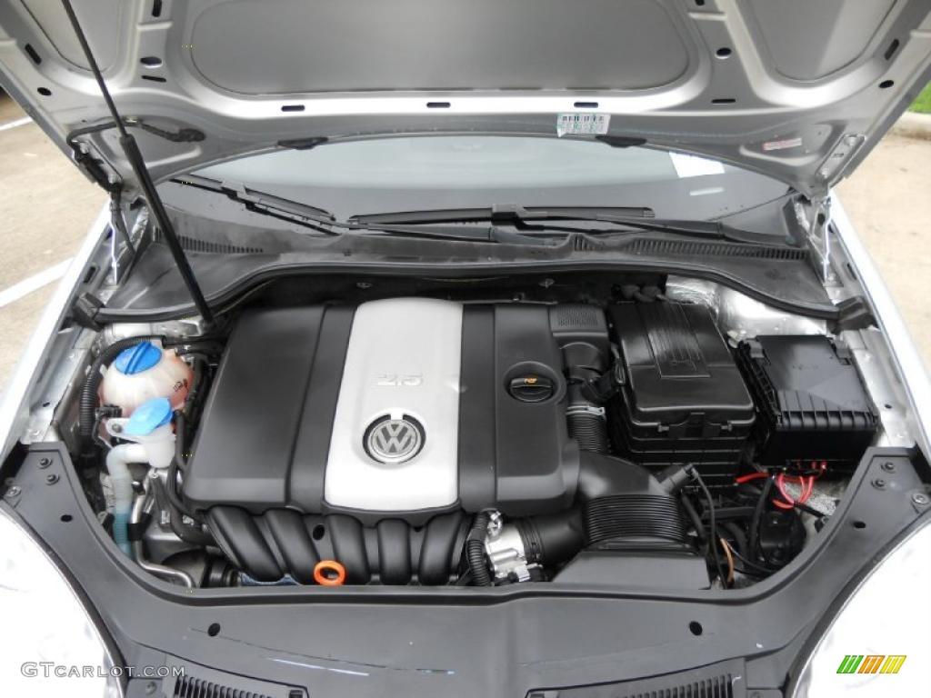 2006 Volkswagen    Jetta       2      5    Sedan    2      5    Liter DOHC 20Valve    5    Cylinder    Engine    Photo  46438230
