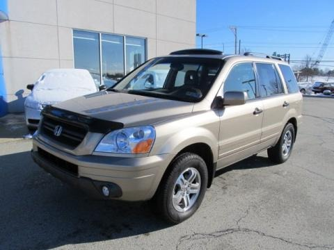 2005 Honda Pilot Specifications