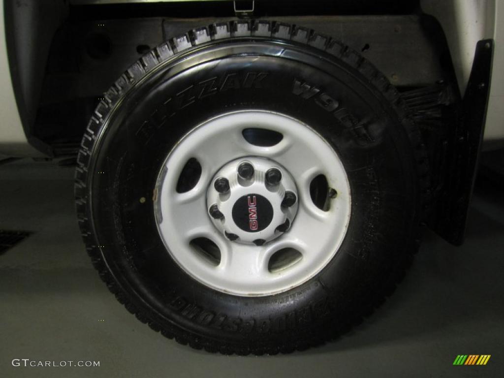 2007 Sierra 2500HD Extended Cab 4x4 - Silver Birch Metallic / Dark Titanium photo #9