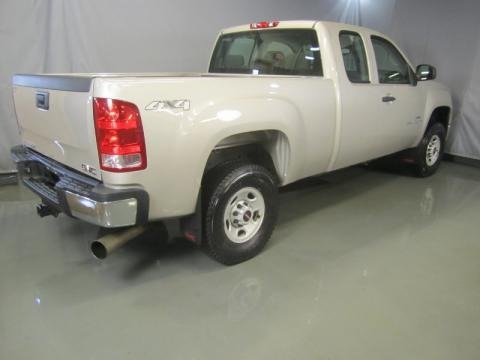 2007 GMC Sierra 2500HD Extended Cab 4x4 Data, Info and Specs