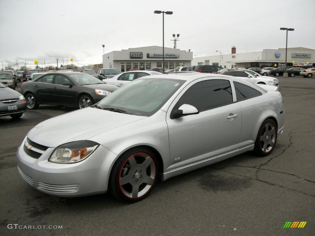 2006 ultra silver metallic chevrolet cobalt ss. Black Bedroom Furniture Sets. Home Design Ideas