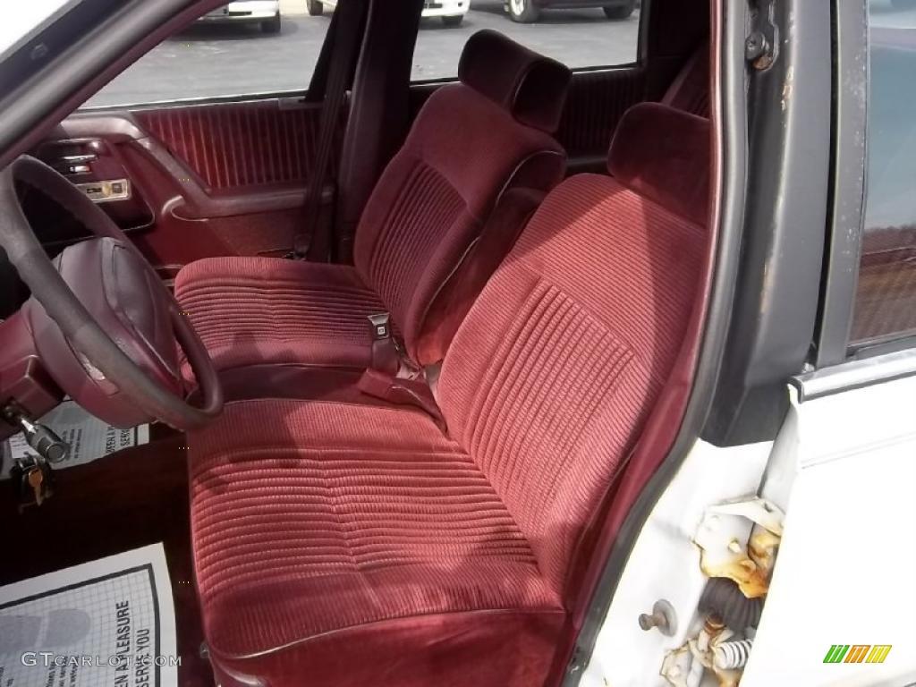 1994 Buick Century Special Sedan Interior Photo 46445691 Gtcarlot Com