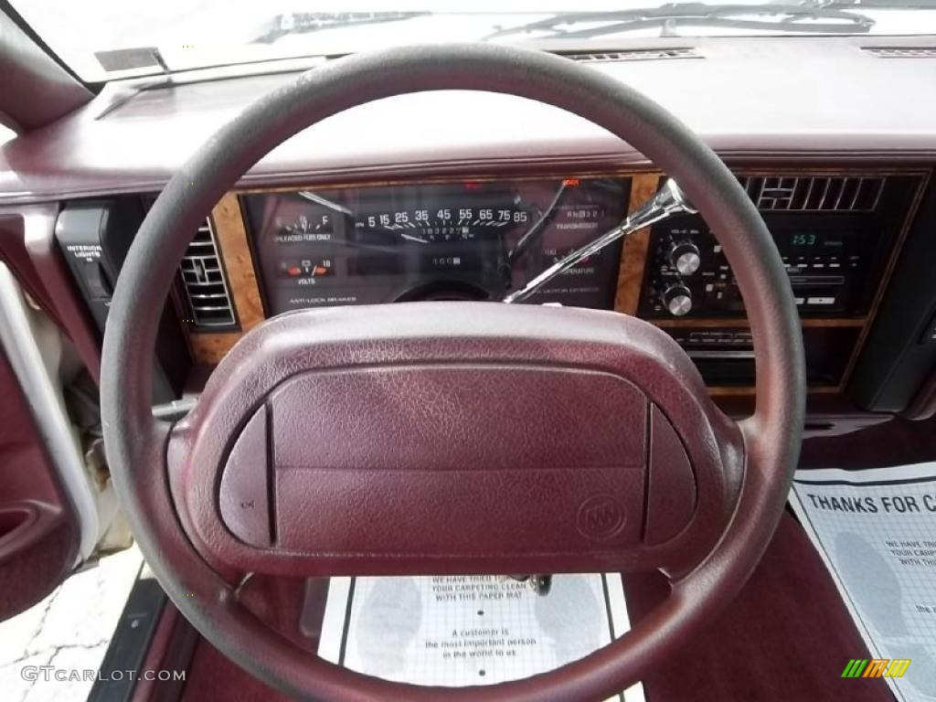1994 buick century special sedan red steering wheel photo 46445904 gtcarlot com gtcarlot com