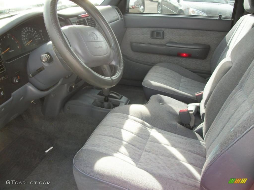 1998 toyota tacoma v6 trd extended cab 4x4 interior photo - 1997 toyota tacoma interior parts ...