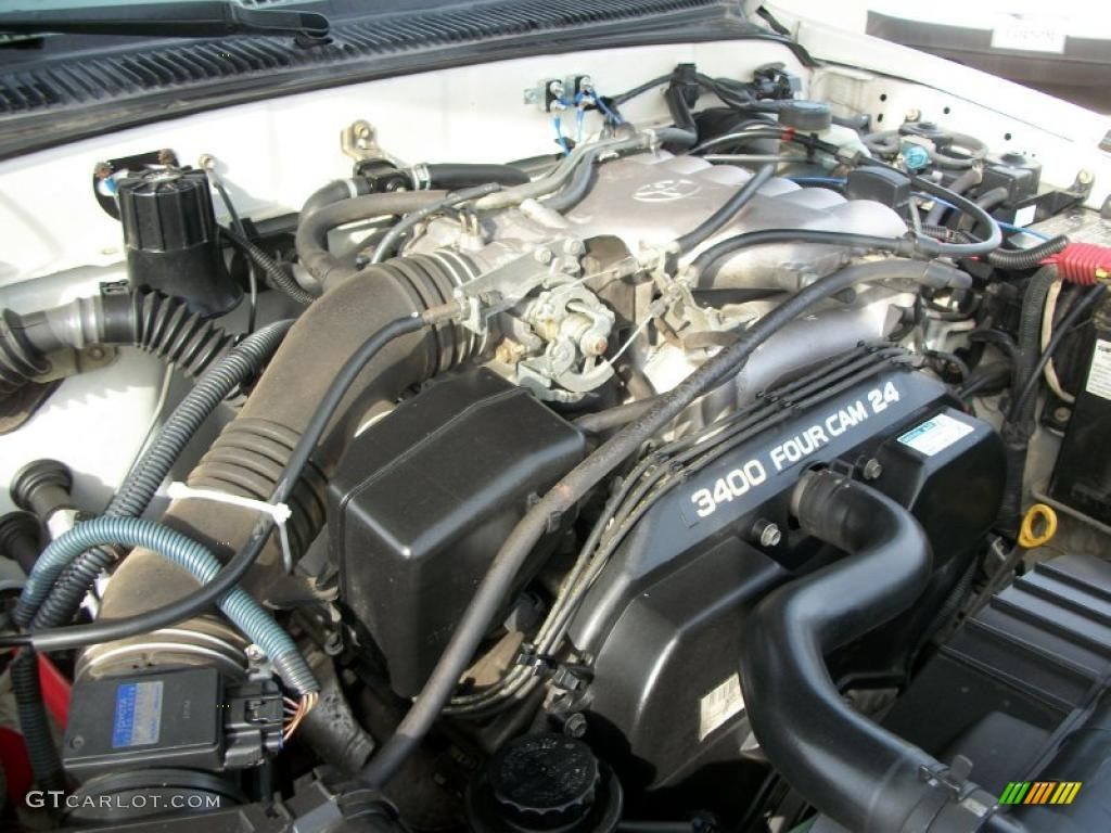 1998 Toyota Tacoma Engine Diagram