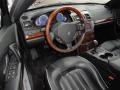 Nero 2007 Maserati Quattroporte Interiors