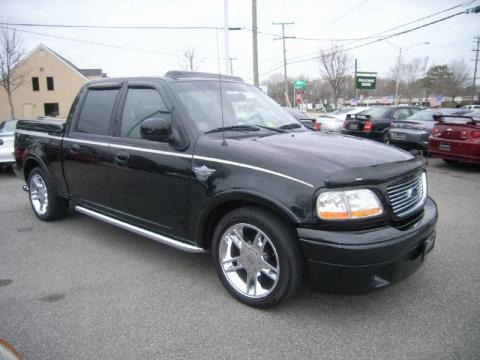 2003 Ford F150 Harley-Davidson SuperCrew Data, Info and Specs ...