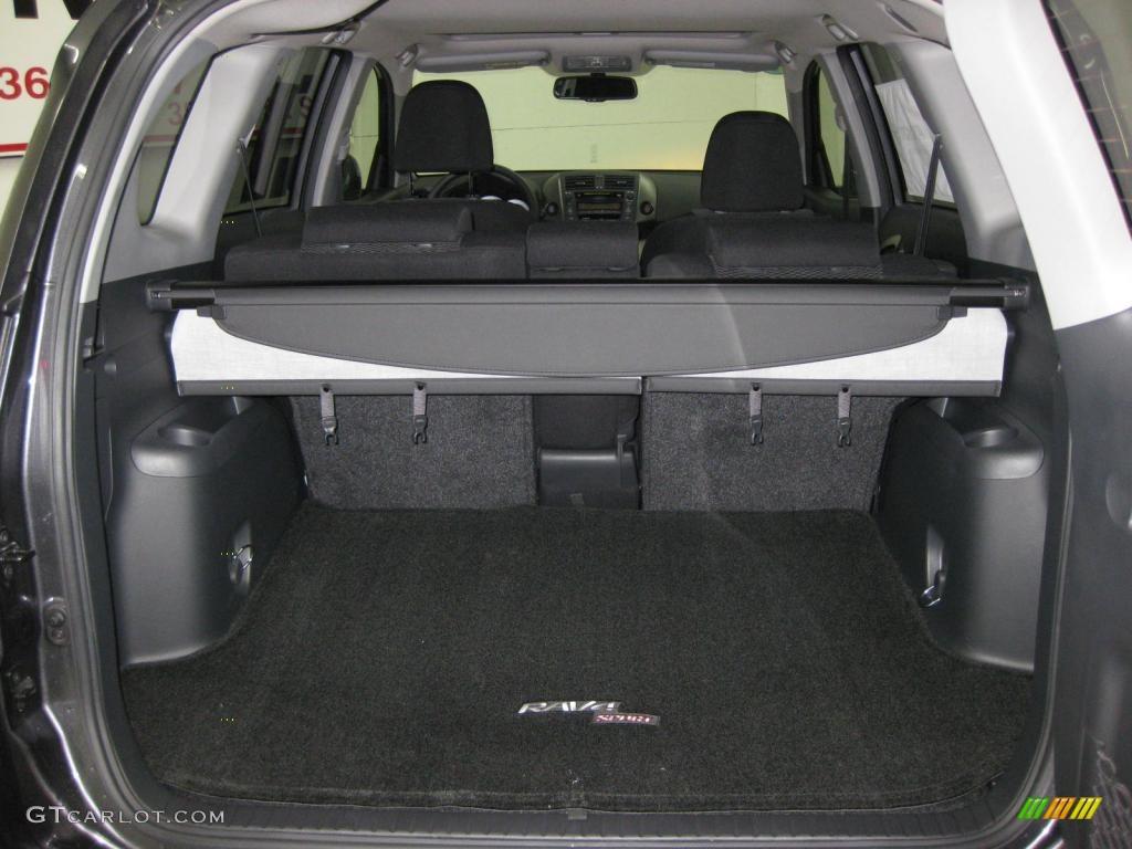 2010 toyota rav4 sport v6 4wd trunk photos. Black Bedroom Furniture Sets. Home Design Ideas