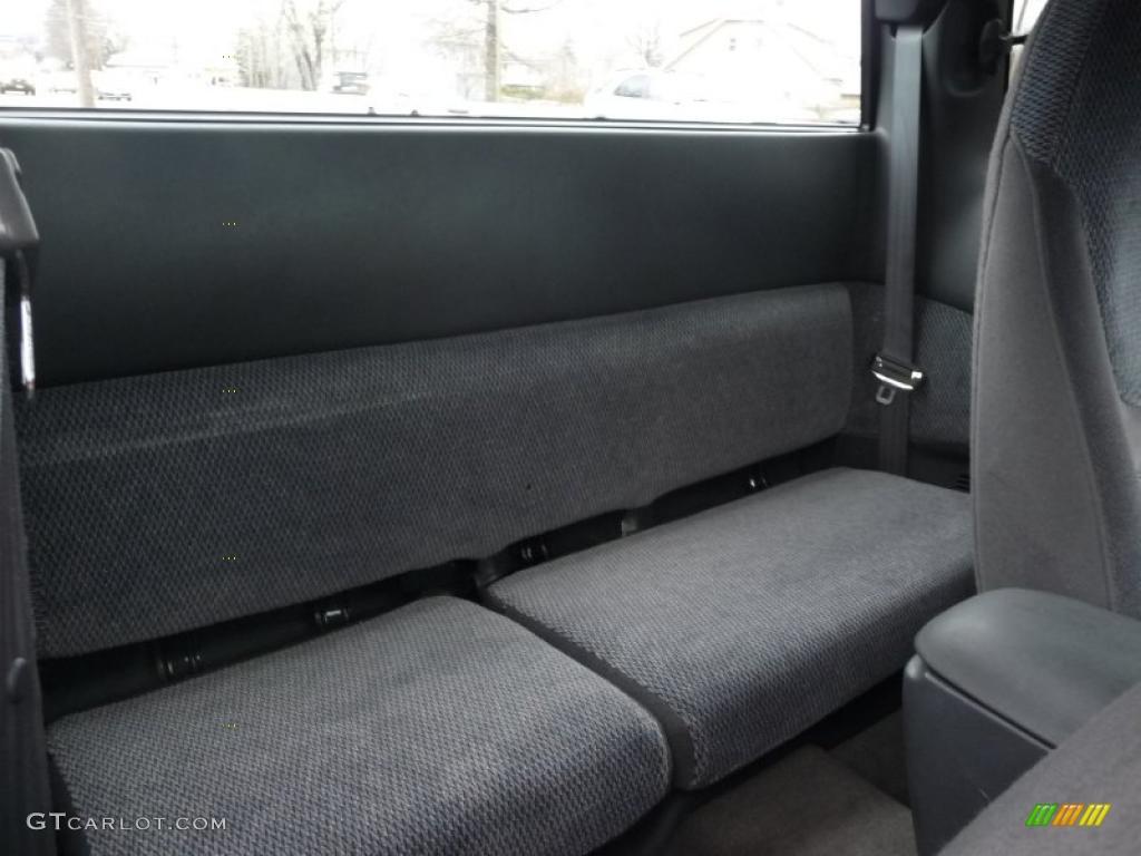 on 1989 Dodge Dakota 4x4