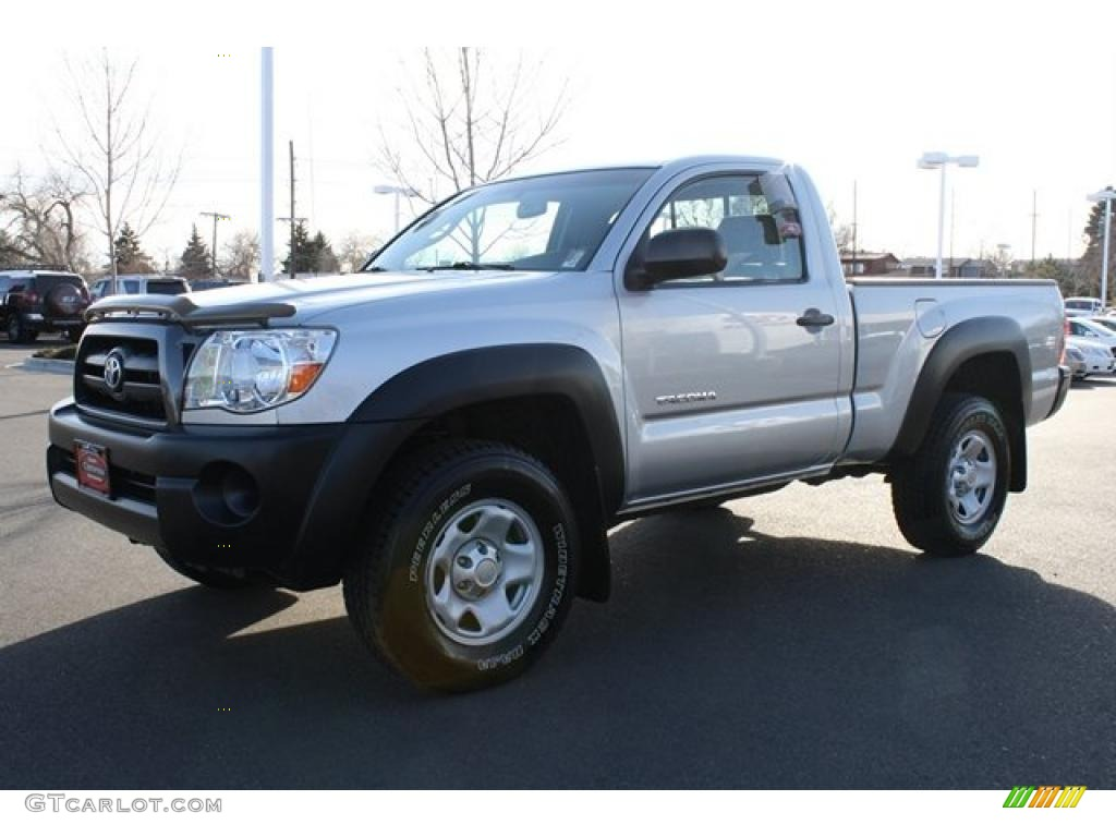 2005 Toyota Tacoma Regular Cab 4x4 Exterior Photo