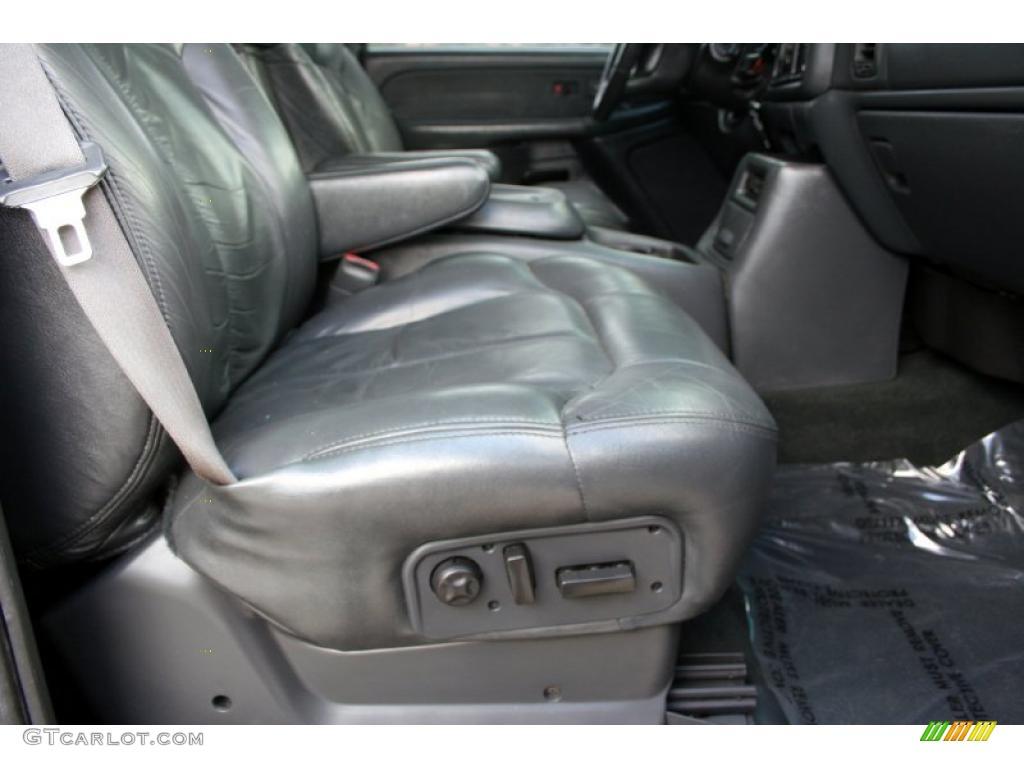 2000 GMC Sierra 2500 SLT Extended Cab 4x4 Interior Color Photos | GTCarLot.com