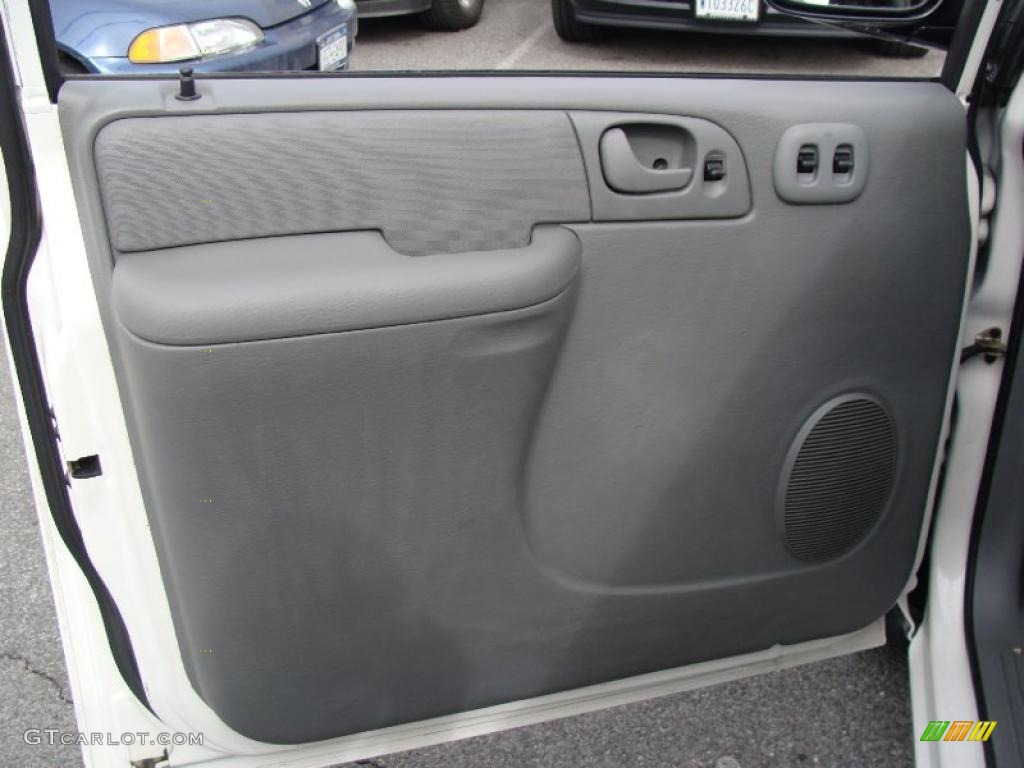 Repair 2007 Dodge Grand Caravan Door Panel Dodge Grand