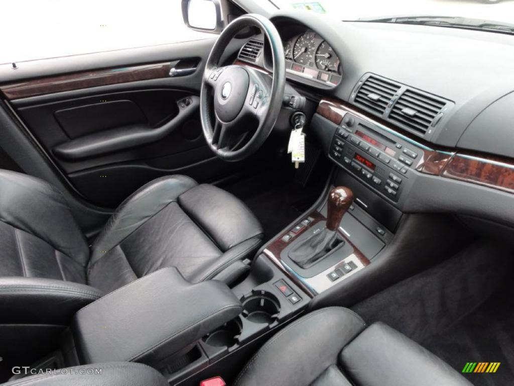 2003 bmw 3 series 325xi wagon interior photo 46473576
