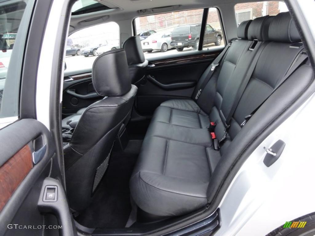 2003 BMW 3 Series 325xi Wagon Interior Color Photos