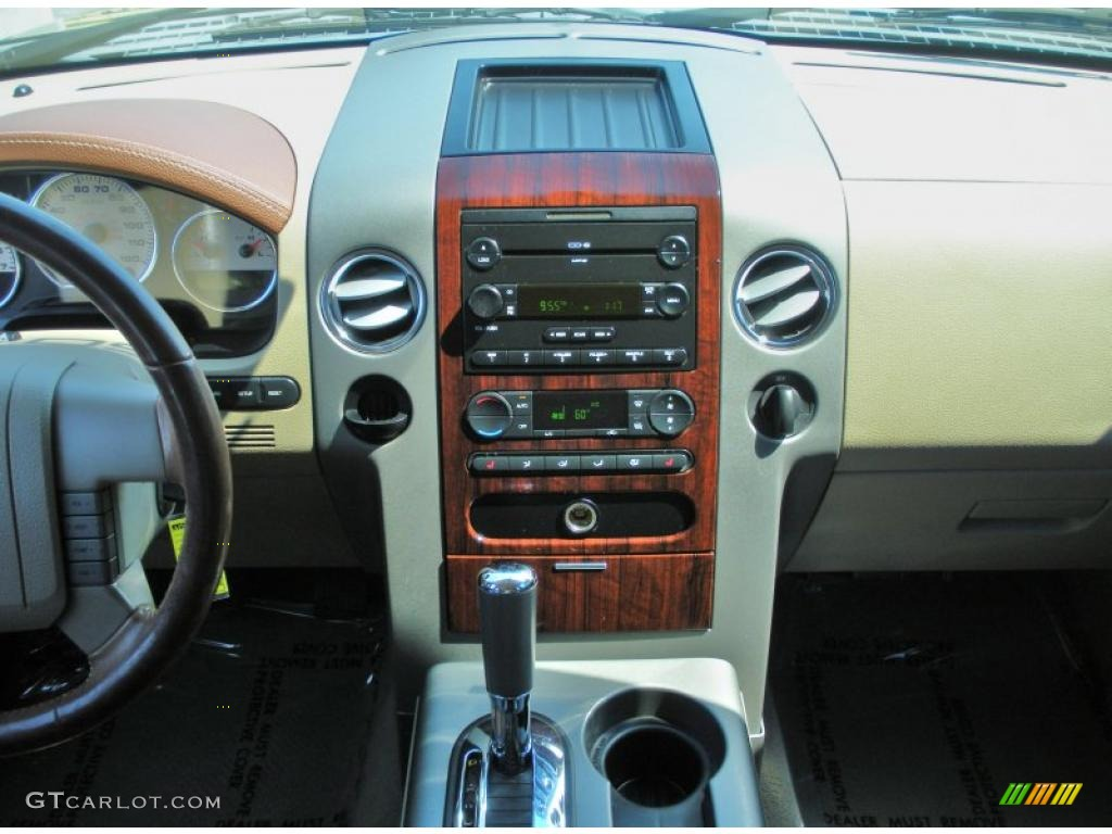 2005 Ford F150 King Ranch Supercrew Dashboard Photos