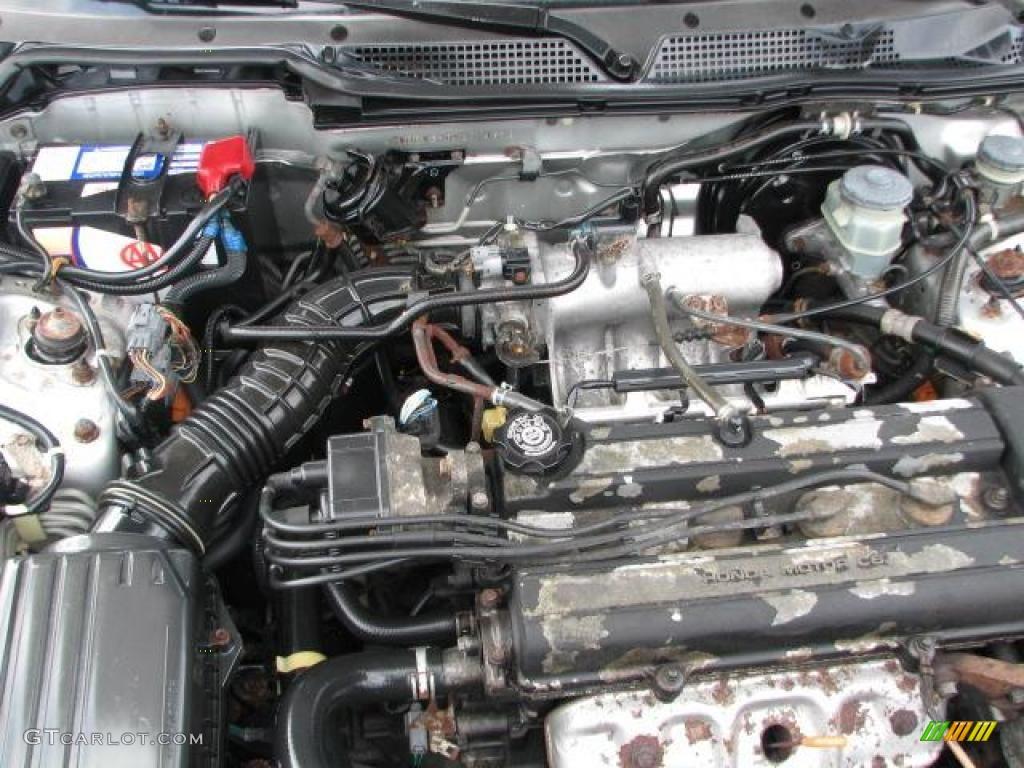 Acura Integra LS Coupe Liter DOHC V VTEC Cylinder - 1995 acura integra engine