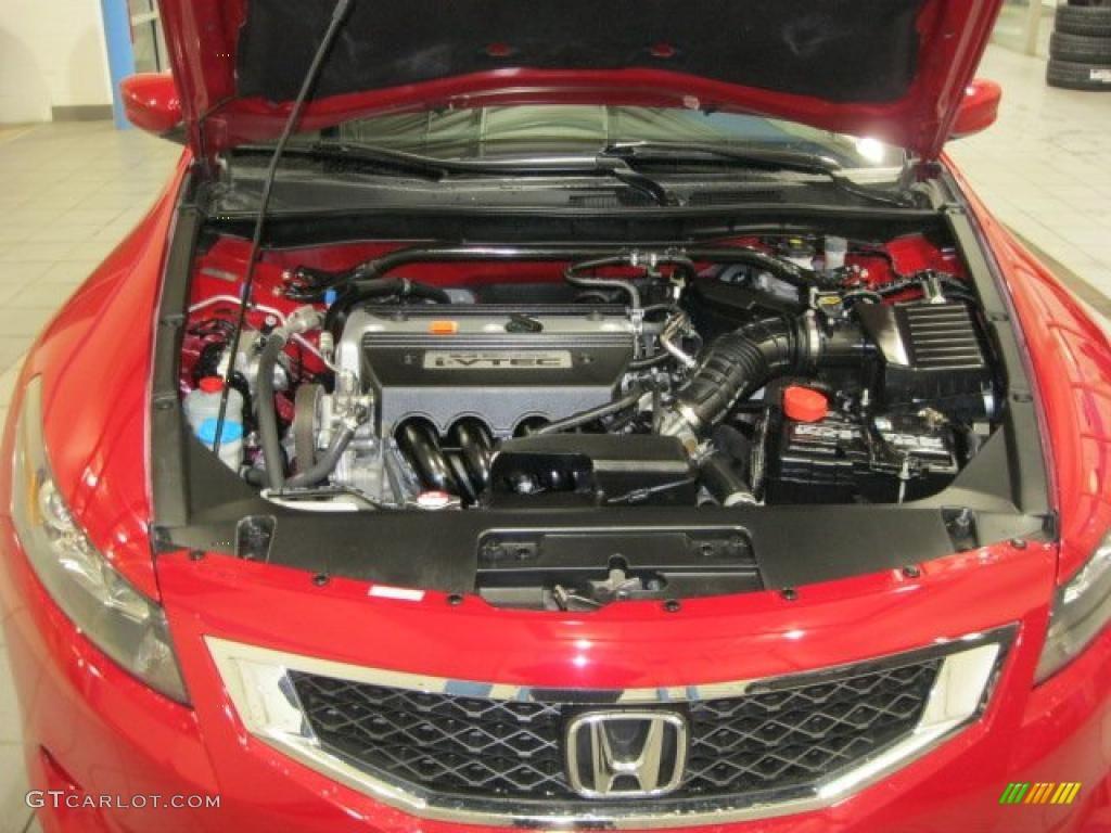 2008 honda accord ex coupe 2 4 liter dohc 16 valve i vtec 4 cylinder engine photo 46482951. Black Bedroom Furniture Sets. Home Design Ideas