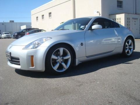 2008 Nissan 350Z Touring Coupe Data, Info And Specs