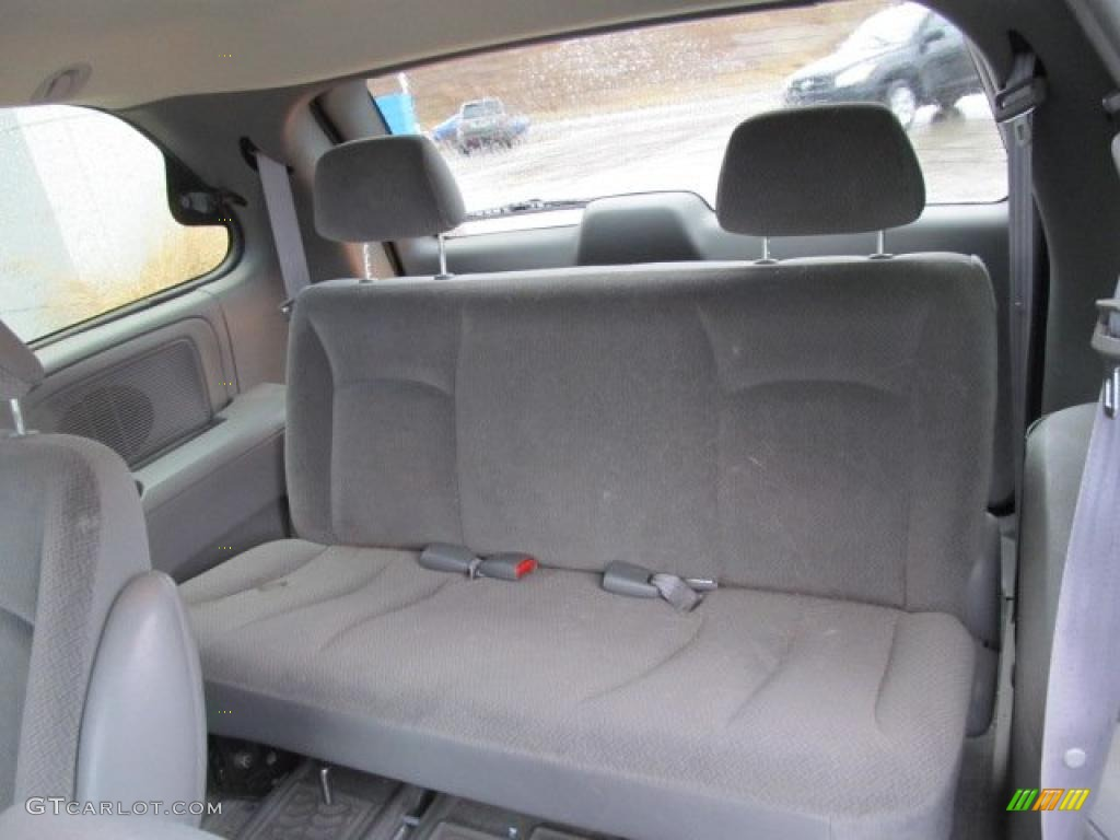 2004 dodge caravan sxt interior photo 46486638