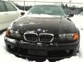 Jet Black - 3 Series 323i Coupe Photo No. 2