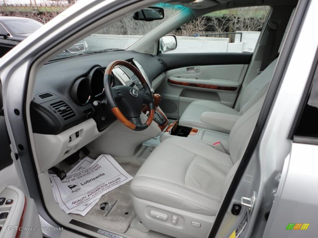 light gray interior 2009 lexus rx 350 photo 46490325. Black Bedroom Furniture Sets. Home Design Ideas
