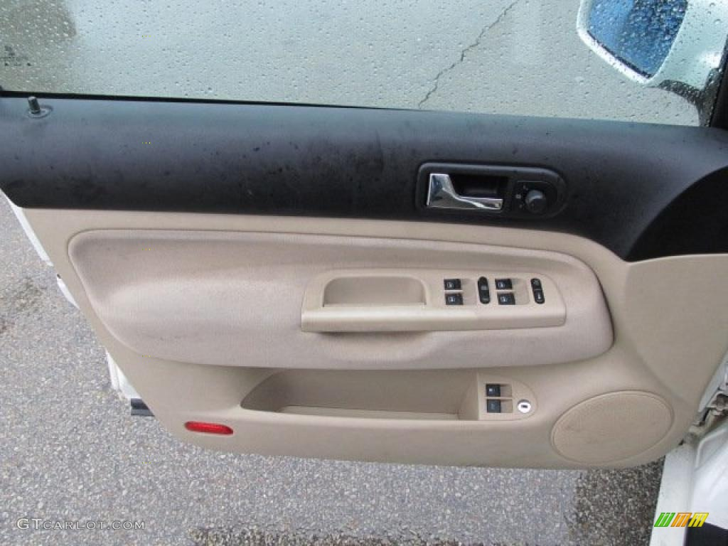 2000 Volkswagen Jetta GLS Sedan Beige Door Panel Photo #46492737 & 2000 Volkswagen Jetta GLS Sedan Beige Door Panel Photo #46492737 ...