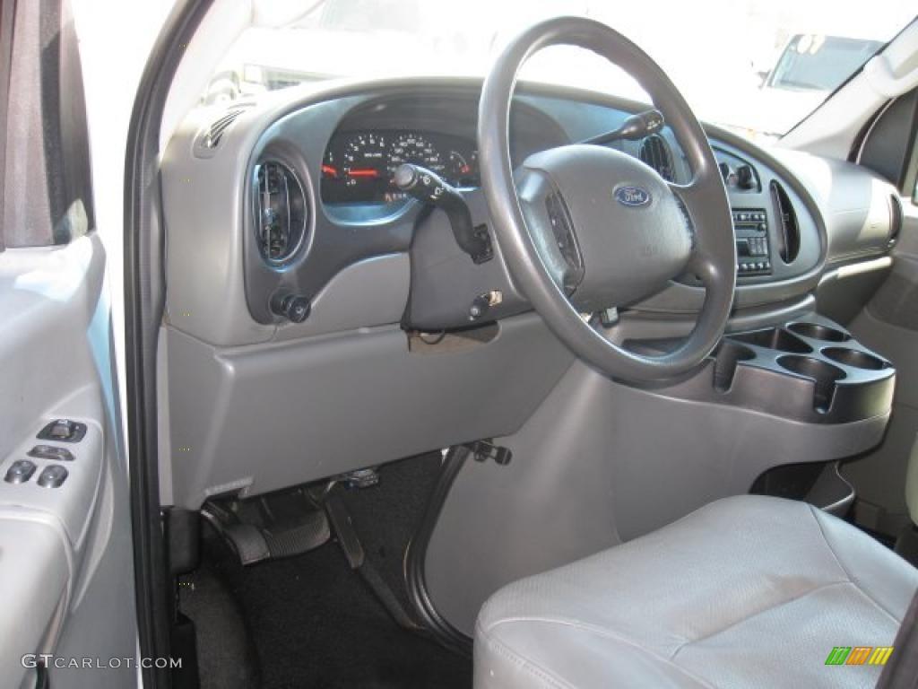 2007 Ford E Series Van E350 Super Duty Refrigerated Cargo