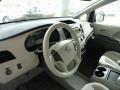 2011 Silver Sky Metallic Toyota Sienna LE  photo #12
