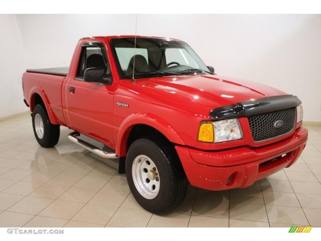 bright red 2002 ford ranger xlt regular cab exterior photo. Black Bedroom Furniture Sets. Home Design Ideas