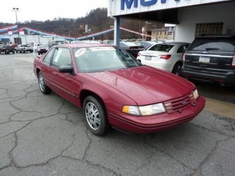 Worksheet. 1993 Chevrolet Lumina Euro Coupe Data Info and Specs  GTCarLotcom